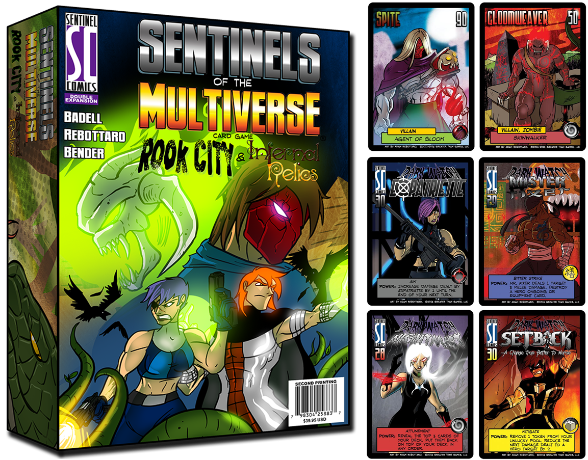 Find great deals on eBay for sentinels promo. Shop with confidence.