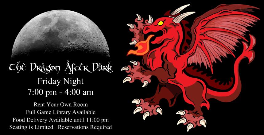 Dragon After Dark