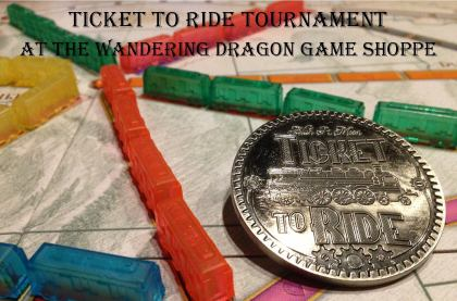 Ticket to Ride Tournament