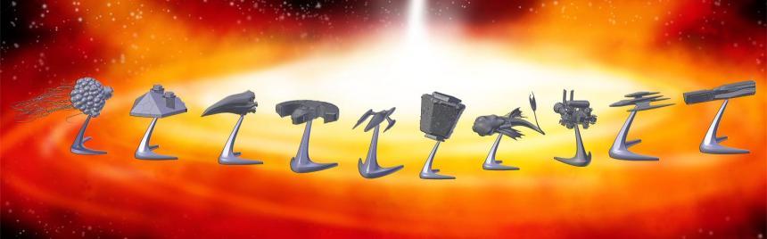 Galactic Strike Force Minis