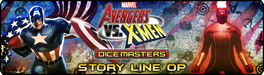 Marvel Dice Master Month 1 OP