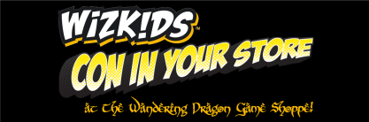 Con in Your Store Wandering Dragon Game Shoppe