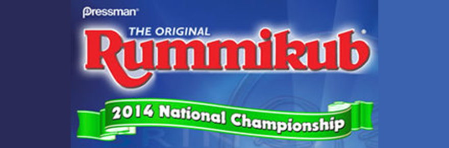 Rummikub National Championship Banner