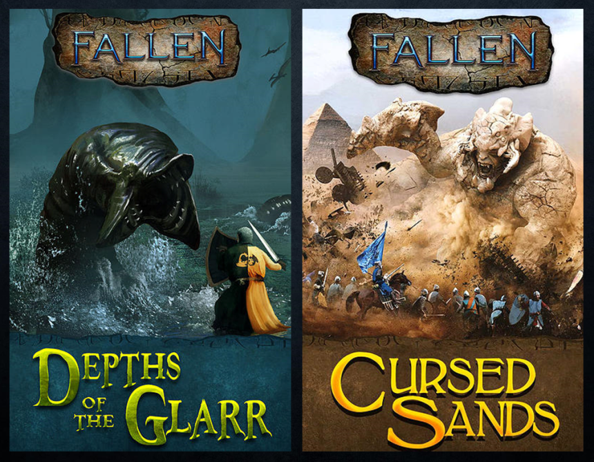 Fallen Expansion Bundle