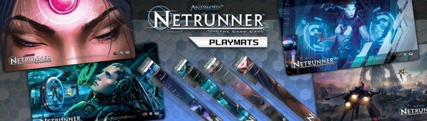 NetrunnerPlayMats
