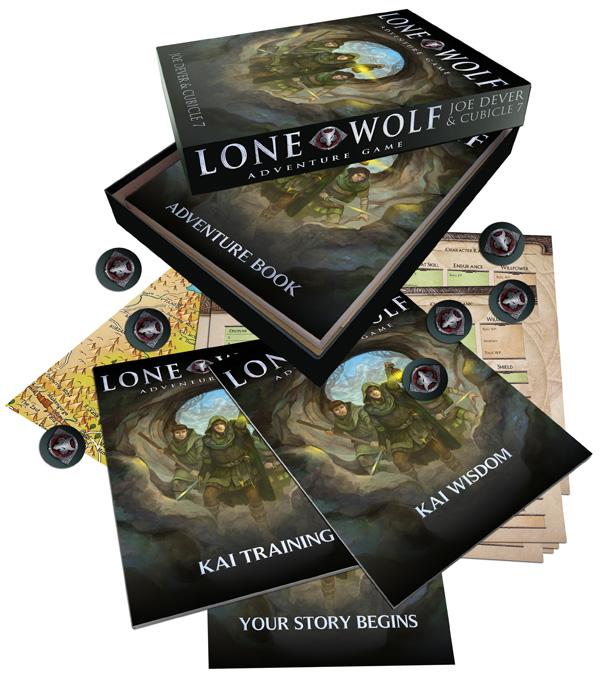 LoneWolfAdventureGame