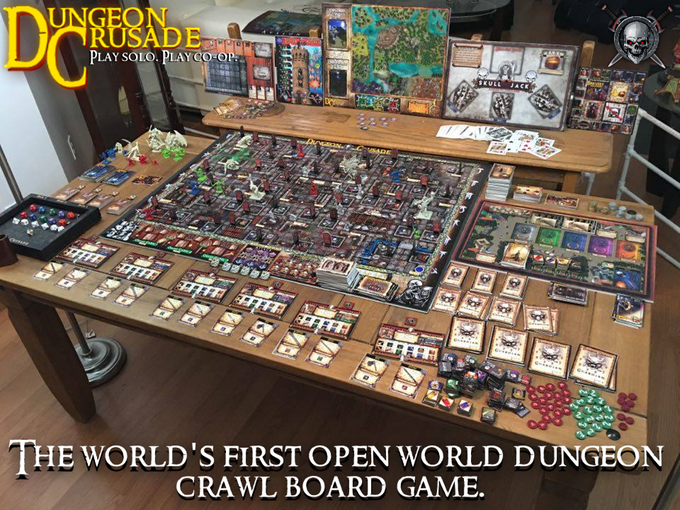 DungeonCrusadeComponents