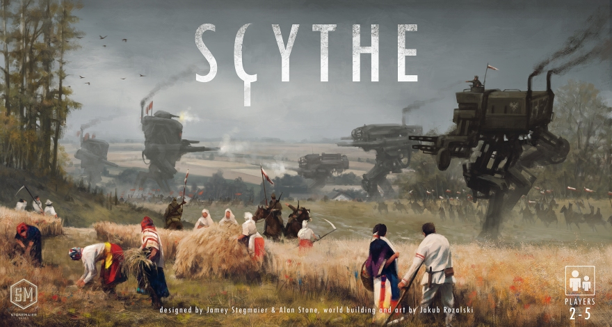 ScytheBoardGame