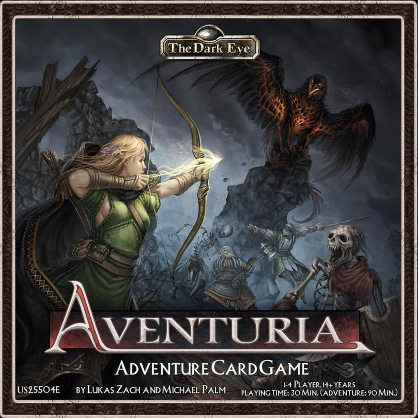 Image result for aventuria adventure card game